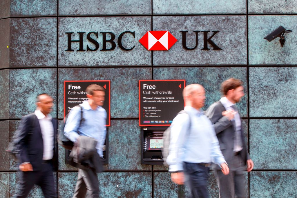 The HSBC banking app went down in a rare outage and customers were furious