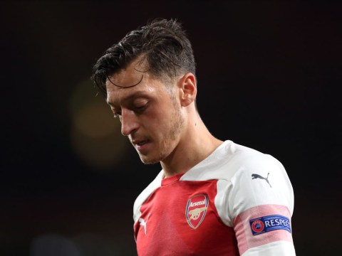 How did Mesut Ozil and Laurent Koscielny fare on their Arsenal returns?