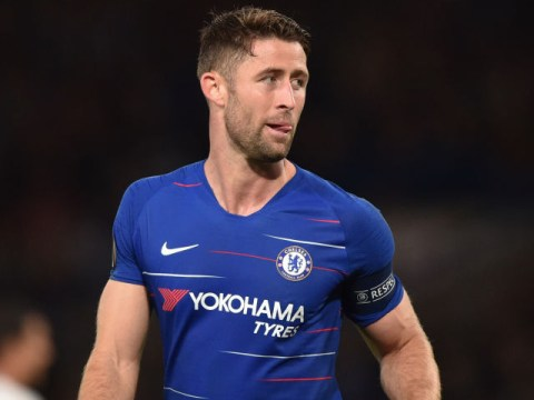 Maurizio Sarri admits 'problems' with Gary Cahill's future at Chelsea