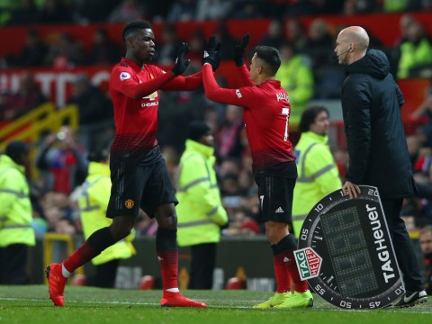 Ole Gunnar Solskjaer explains how he will manage Paul Pogba and Alexis Sanchez at Manchester United