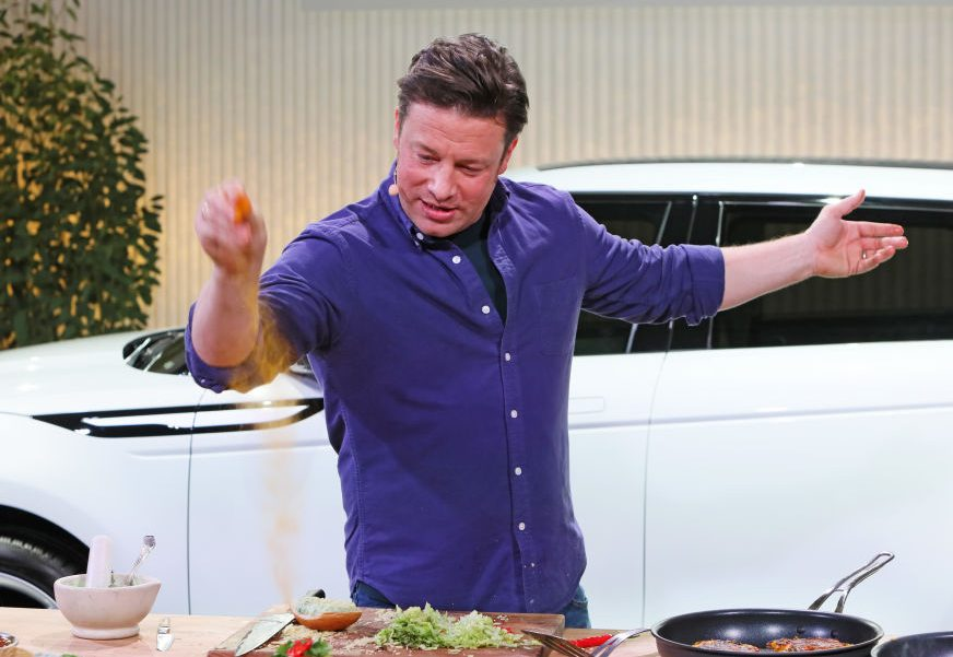 Jamie Oliver 'lands dream stormtrooper role in Star Wars Episode IX' and like, wtf