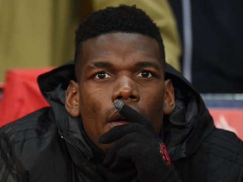 Jose Mourinho explains why he benched Paul Pogba for Man Utd's clash with Liverpool