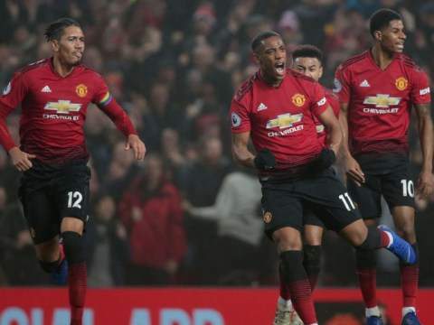 Six Manchester United stars recover from injury for Liverpool game including Martial, Shaw and Smalling