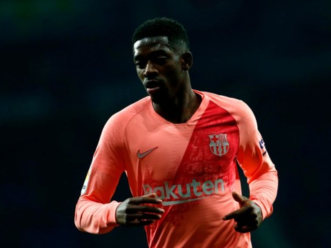 Arsenal and Liverpool target Ousmane Dembele hit with phone ban from Barcelona