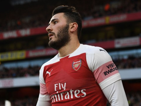 Why Sead Kolasinac misses Arsenal's Premier League clash with Southampton