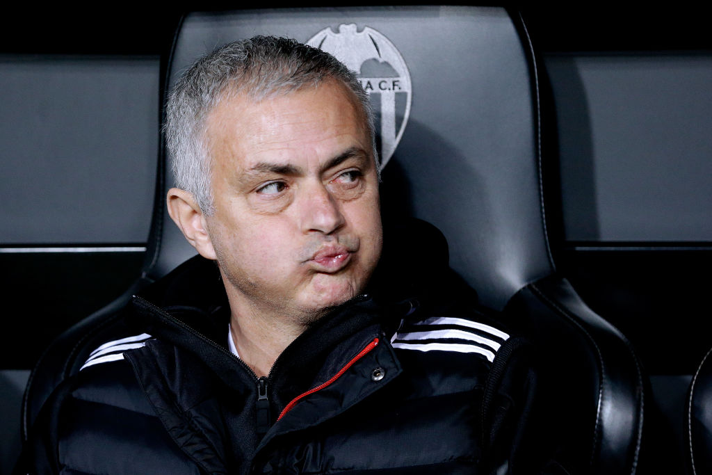 Jose Mourinho's sacking will be 'inevitable' if Manchester United lose to Liverpool, says Jamie Redknapp