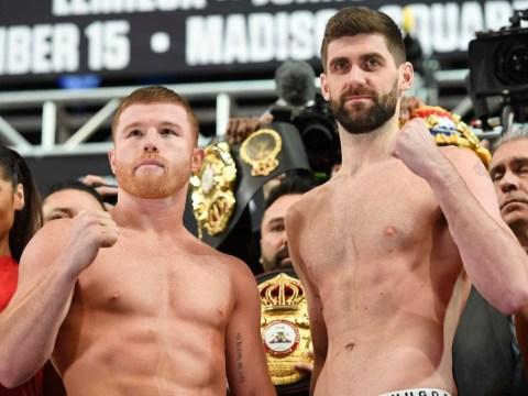 Canelo Alvarez vs Rocky Fielding fight time, TV channel, live stream, undercard and odds