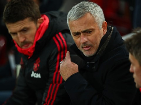 Jose Mourinho names the Liverpool player who made him feel tired during Manchester United defeat