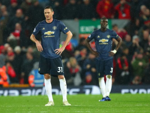 Gary Neville slams Manchester United midfielders during defeat to Liverpool