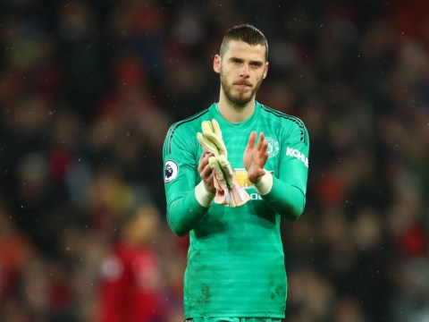 David De Gea prepared to walk out on Manchester United as club refuse to meet his £400,000-a-week wage demands