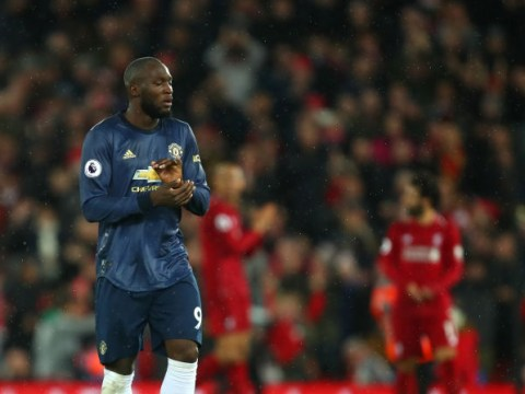 Jose Mourinho rates Romelu Lukaku's performance vs Liverpool after Ryan Giggs tears him apart