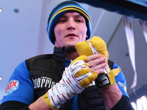 Josh Warrington will have to change style against Carl Frampton, says Jamie Moore