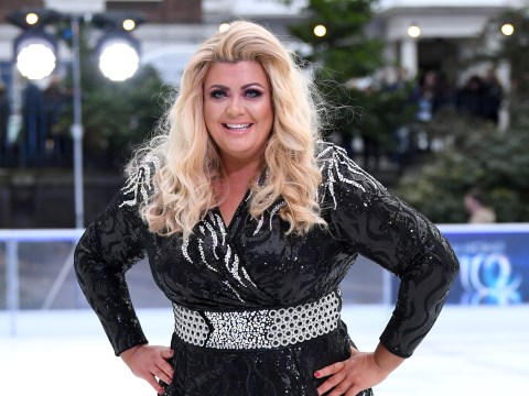 Dancing On Ice's Gemma Collins convinced boyfriend Arg she should get a boob lift 'after staring at them for a good 20 minutes'