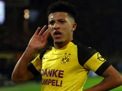 Real Madrid monitoring English and Borussia Dortmund sensation Jadon Sancho
