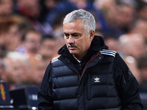 What Jose Mourinho told Man Utd players in dressing room ahead of Valencia clash