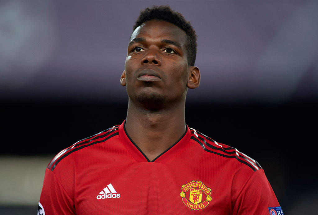 Jamie Carragher demands Manchester United kick 'toxic' Paul Pogba out of Old Trafford