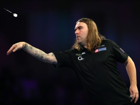 Ryan Searle battles blurry vision to shock Mensur Suljovic at PDC World Championship