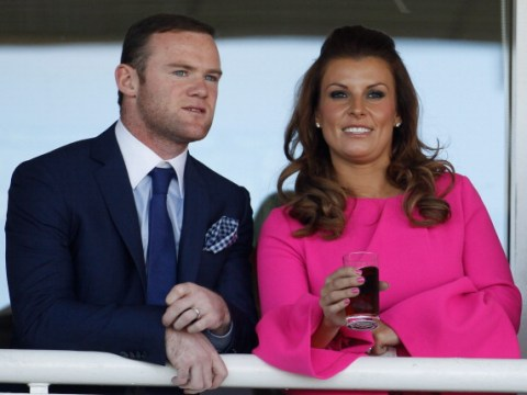 Coleen Rooney leaves Wayne in the US 'with strict rules including no boozing' as she flies to UK with kids