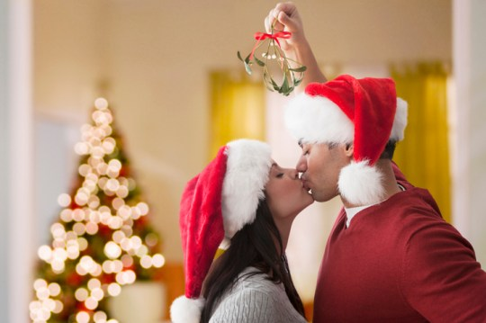 Where Did Christmas Come From.What Is Mistletoe Where Can You Buy It And Why Is Kissing A