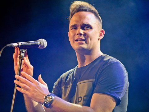 Gareth Gates says he's avoided doing I'm A Celebrity Get Me Out Of Here