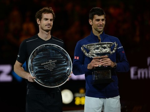 Novak Djokovic explains why Andy Murray remains a real threat at the Australian Open