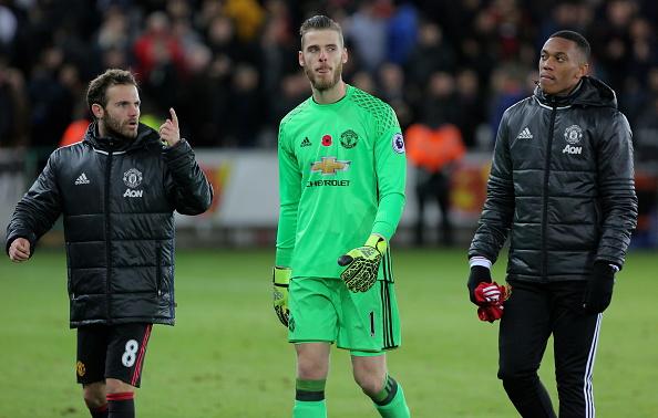 Ole Gunnar Solskjaer sends warnings to Man Utd stars David de Gea and Anthony Martial