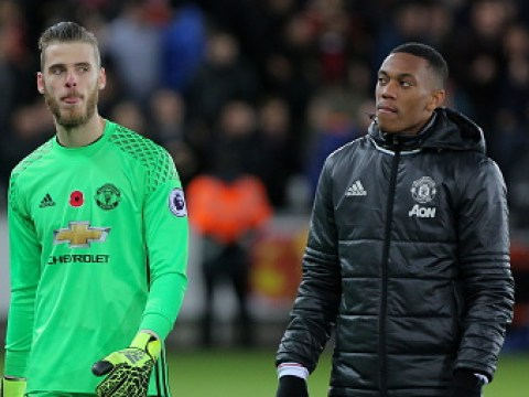 Ole Gunnar Solskjaer sends warnings to Man Utd stars David de Gea and Anthony Martial