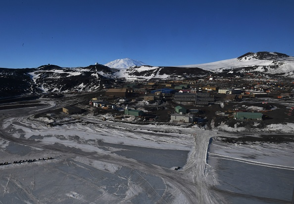 Two technicians die on remote research station in Antarctica