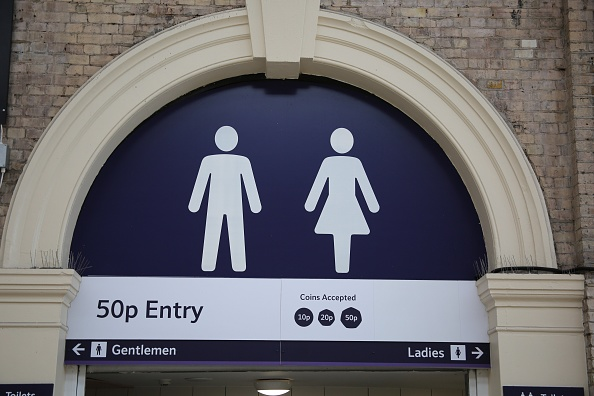 You'll be able to pee for free at London stations from April 1