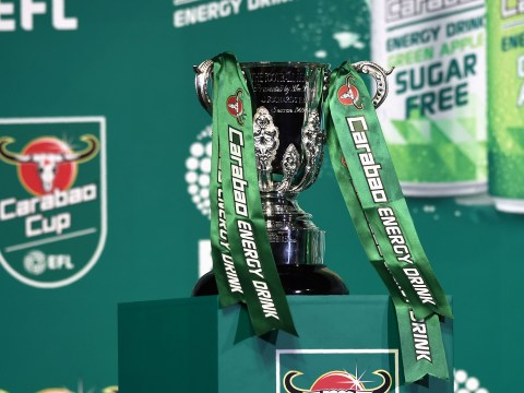 When is the Carabao Cup final?