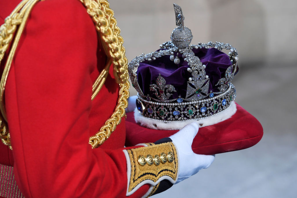 Some of us guard the crown jewels, yet we're having to strike to get money we deserve