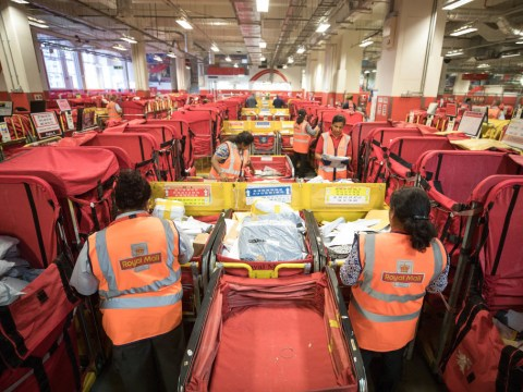 'An update will only be provided when we attempt to deliver your item' – what the Royal Mail message means