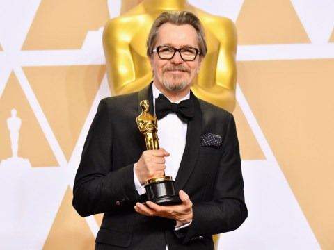 Gary Oldman still plans to revisit Winston Churchill in a new film or TV series