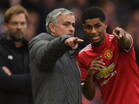 Marcus Rashford takes sly dig at Jose Mourinho after signing new Manchester United deal