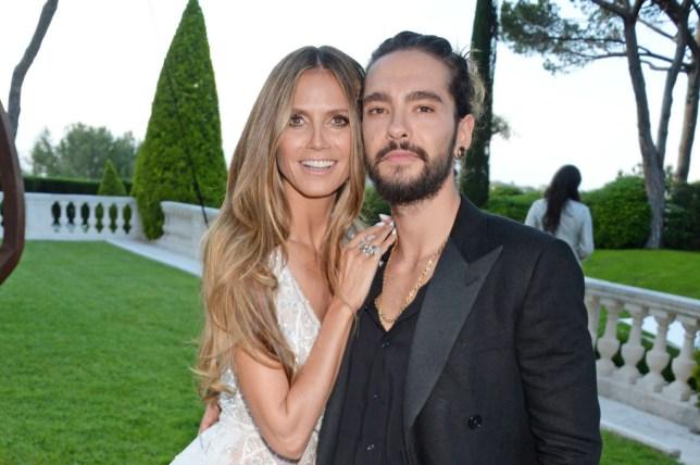 Heidi Klum Announces Her Engagement To Tom Kaulitz Metro News