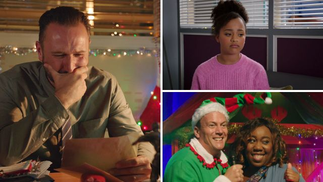 Holby City review with spoilers: Love for Xavier, heartbreak for Fletch at Christmas
