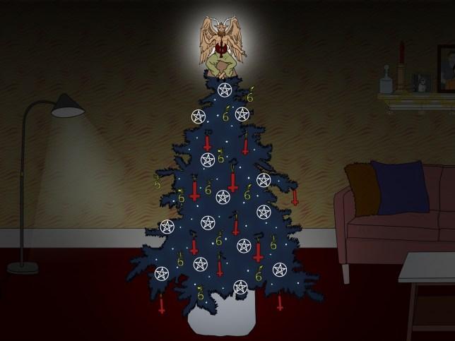 How Satanists celebrate Christmas