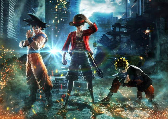 Where are all the women in Jump Force? – Reader's Feature