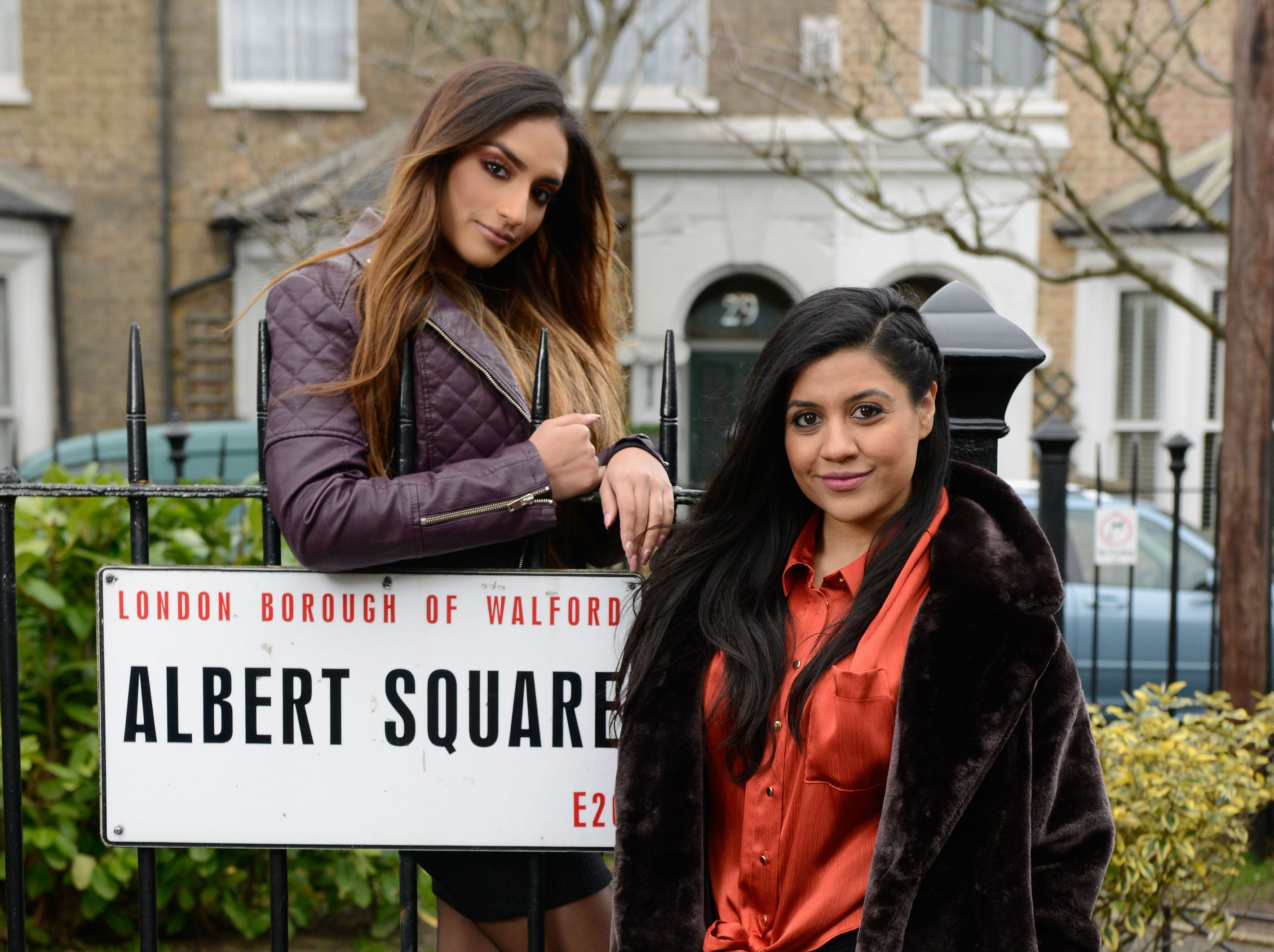 EastEnders spoilers: Chaos for the Ahmeds as sisters Iqra and Habiba join the soap