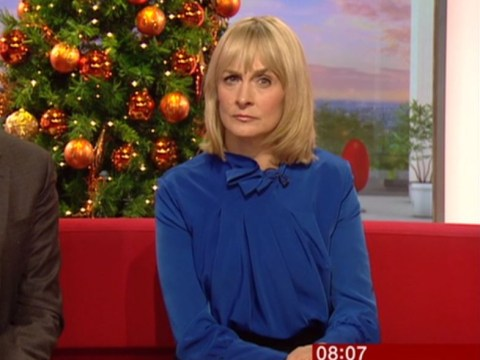 Where has Louise Minchin been as she returns to BBC Breakfast after one month off?