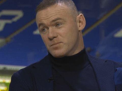 Wayne Rooney names the manager he wants to take over Manchester United permanently