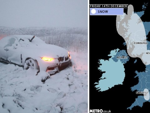 Polar vortex to hit UK with snow and lows of -7°C from tomorrow