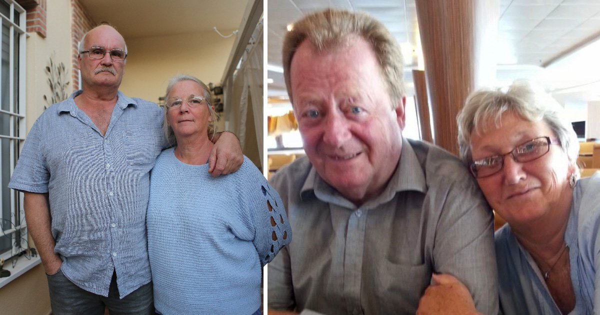 £2m cocaine cruise couple 'tried to set up friends by making them use their suitcases'