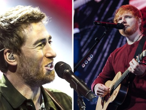 Jamie Lawson opens up on 'friendly rivalry' with 'boss' Ed Sheeran: 'It's more mutual admiration'