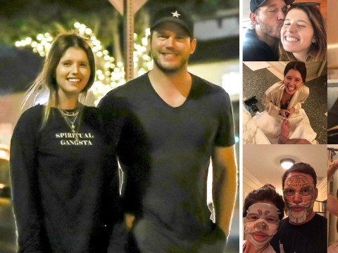 Chris Pratt declares 'love' for girlfriend Katherine Schwarzenegger in sweet birthday message
