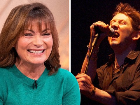 Lorraine changes the lyrics to FairyTale of New York after 'f****t' backlash because it's really simple