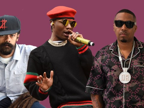 Nas, Wizkid and Damien Marley to headline first ever The Ends festival in Croydon