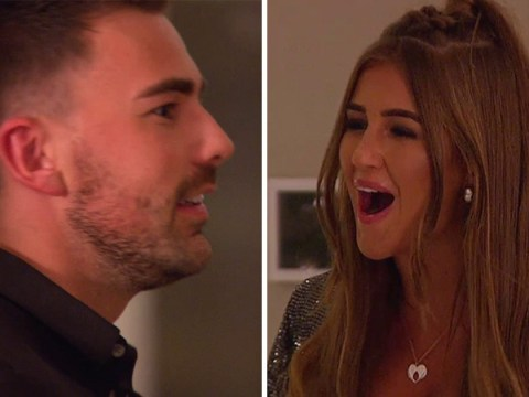 Georgia Steel and Sam Bird's next level row on Love Island Christmas Special reveals shocking new details of their split