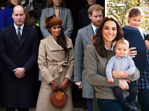 Harry and Meghan reject William and Kate's offer of a place to stay at Christmas