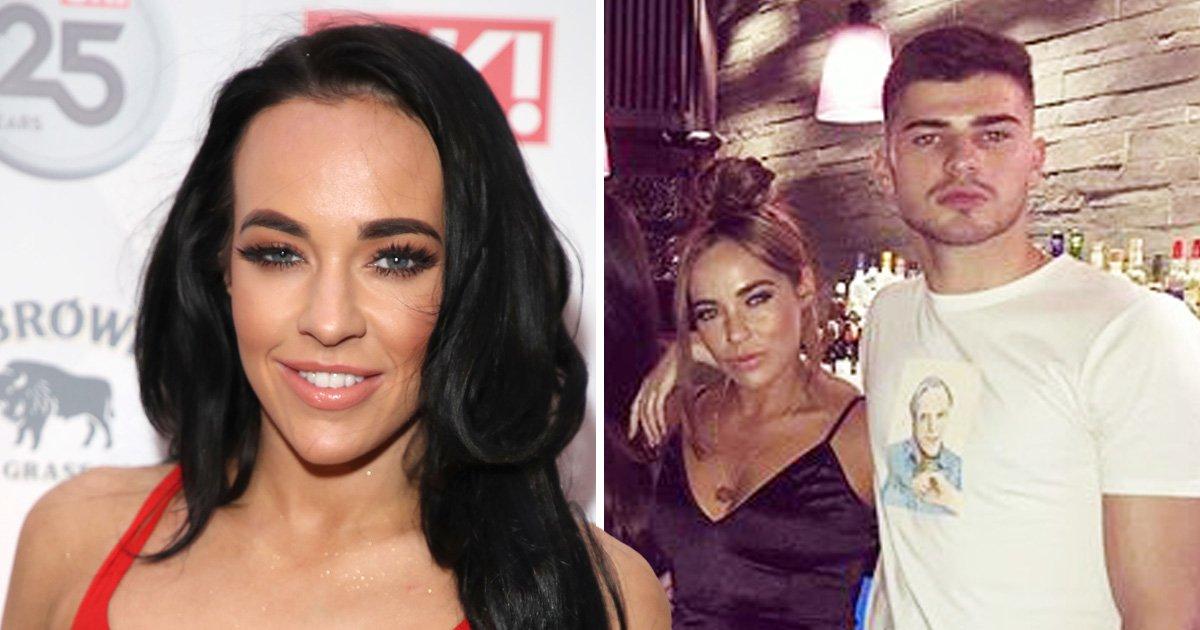 Stephanie Davis 'happy' with Hollyoaks actor boyfriend Owen Warner as couple confirm romance